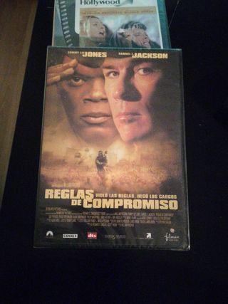 Reglas de compromiso,DVD.