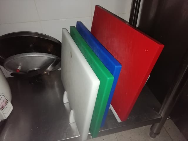tablas de corte de polietileno