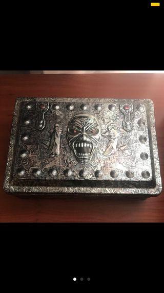 Iron Maiden Caja Coleccionista