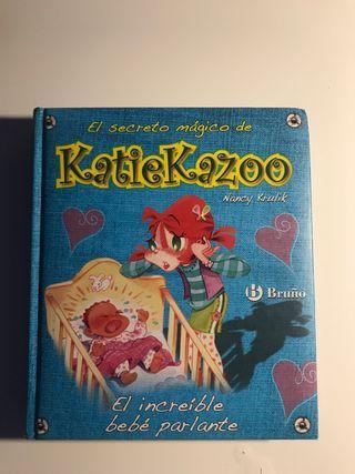 Katie Kazoo y el increíble bebé parlante (3)