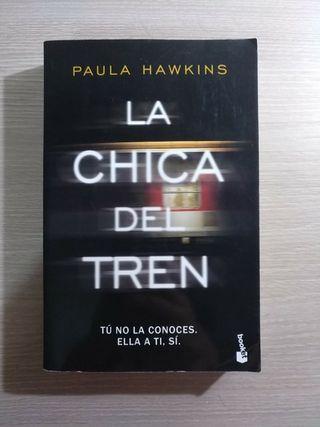 """Libro """"La Chica del Tren"""""""