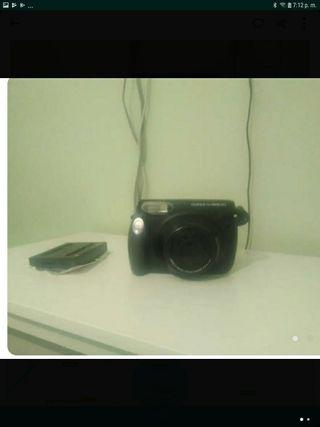 cámara imprime al intante