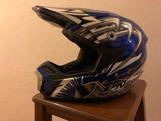 Casco Nitro Racing MX423
