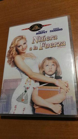 Niñera a la fuerza-Dvd