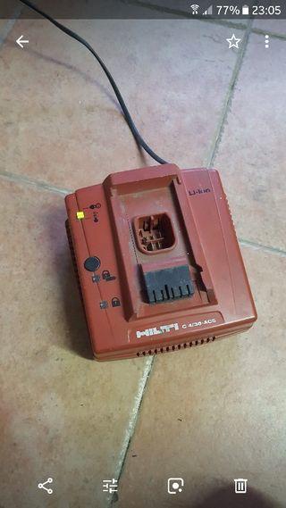 Cargador+ batería
