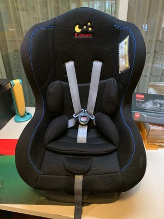 silla de niño para el coche