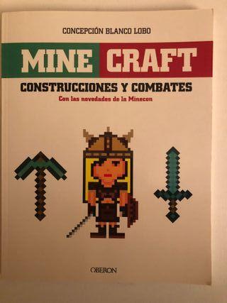 Minecraft construcciones y combates