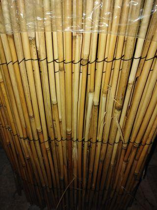 malla de bambú de 2*5m
