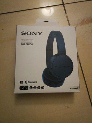 Auriculares stereo inalámbricos Sony WH-CH500