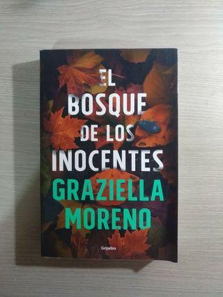 """Libro """"El Bosque de los Inocentes"""""""