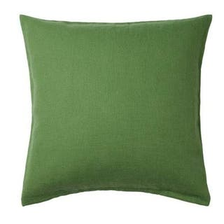 dos fundas cojín VIGDIS verde