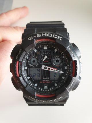 3a2ab6c3ed22 Reloj G Shock de segunda mano en la provincia de Málaga en WALLAPOP