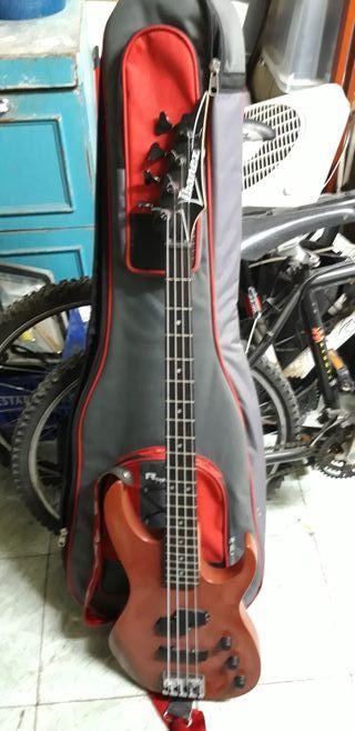 bajo electrico guitarra