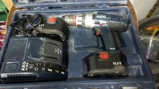 taladro de batería