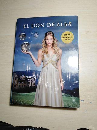 Libro el don de Alba.