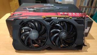 Tarjeta Gráfica XFX Radeon RX 470 RS 4GB