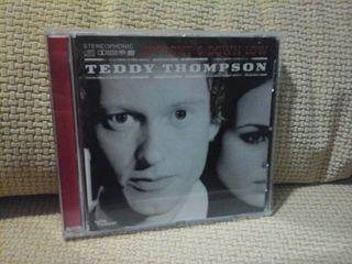 Cd de TEDDY THOMPSON ( COUNTRY,FOLK )