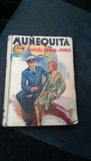 Muñequita, primera edición de 1940