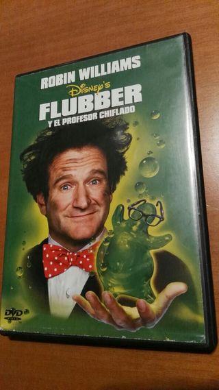 Flubber y el profesor chiflado-Dvd