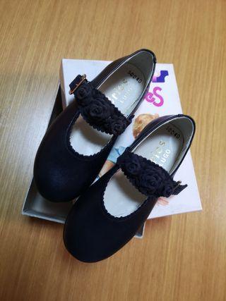 Zapatos niña 24