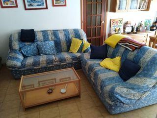 conjuntos de dos sofas