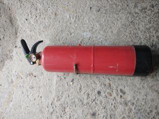 Extintor Racing para coche