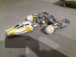 nave lego starwars 10134