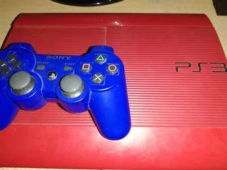 Consola PS3 buen estado + Mando.