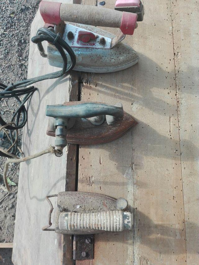 planchas electricas antiguas