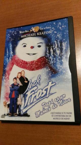 Jack Frost-Dvd