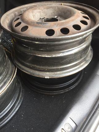 llantas michelin sin neumáticos
