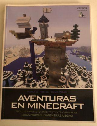 Libro Aventuras en Minecraft