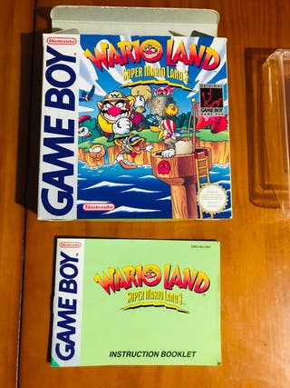 Wario Land Game Boy