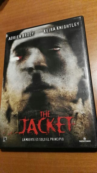 The Jacket-Dvd