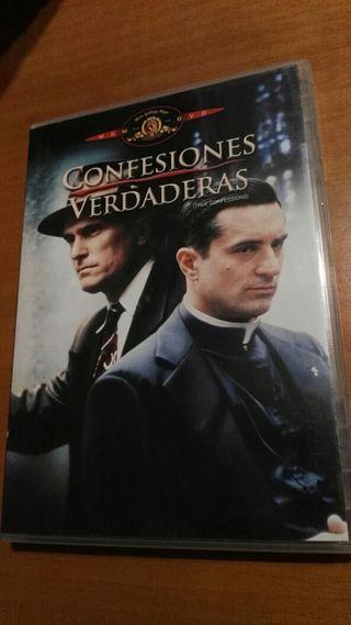 Confesiones verdaderas-Dvd