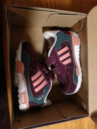 zapatillas Adidas niña 21