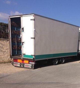 Remolque de camión 16 t