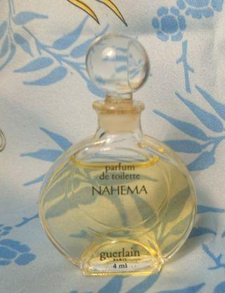 perfume GUERLAIN Nahema, vintage