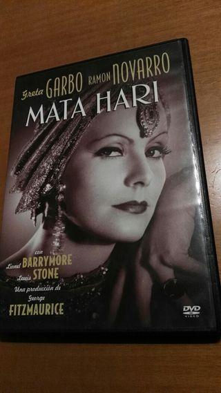 Mata Hari-Dvd