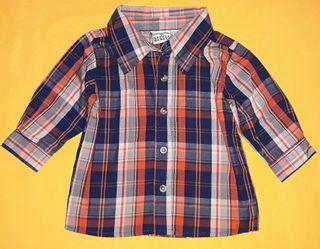 Camisa bebé, 12m. SÓLO ENVÍOS