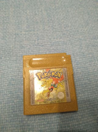Pokemon oro Game boy