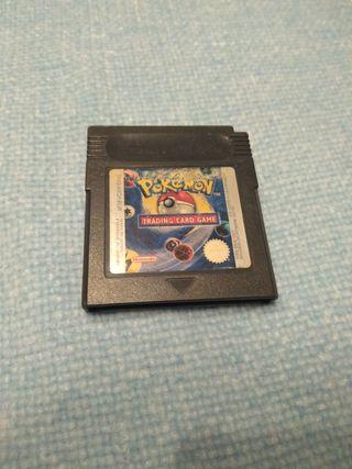 Pokemon cards gameboy