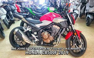 2020 HONDA CB500F MOTOS NUEVAS MEJORES OFERTAS