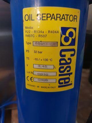 Separador aceite de cartucho