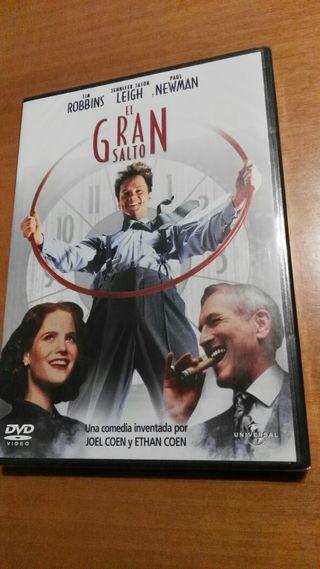 El gran salto-Dvd Precintada