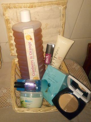 cesta cosmeticos