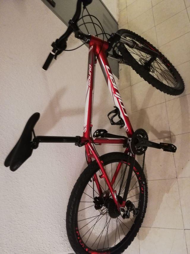 "bici Mtb rueda 26"" Coluer"