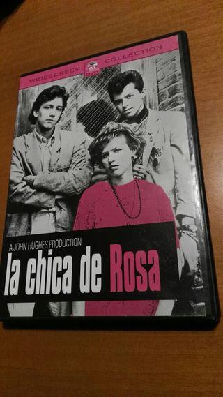 La chica de rosa-Dvd