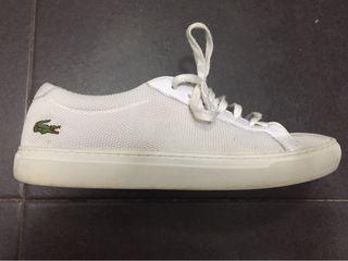 Zapatillas blancas Lacoste