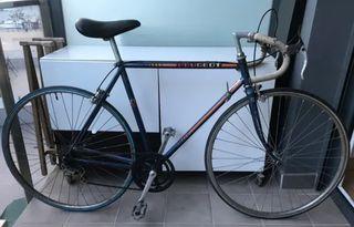 Bici Peugeot vintage azul original
